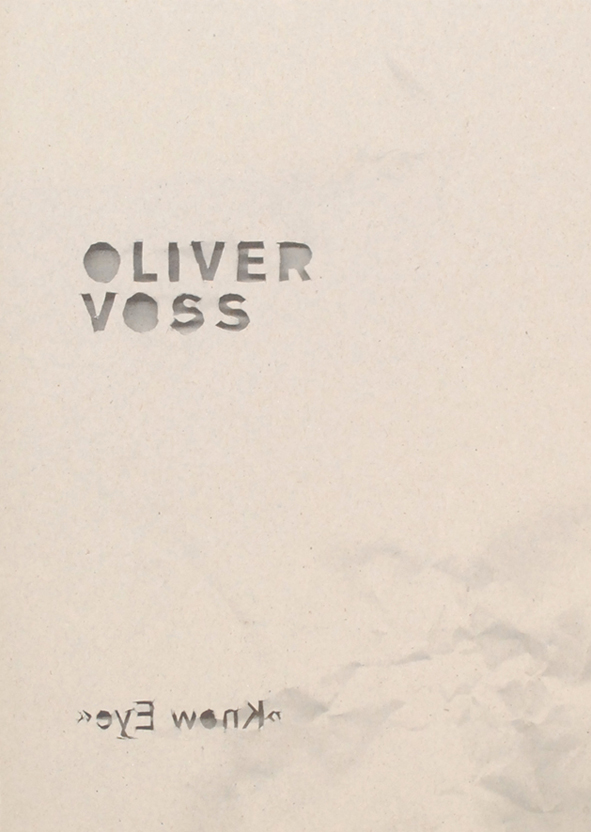 Oliver Voss. Know Eye