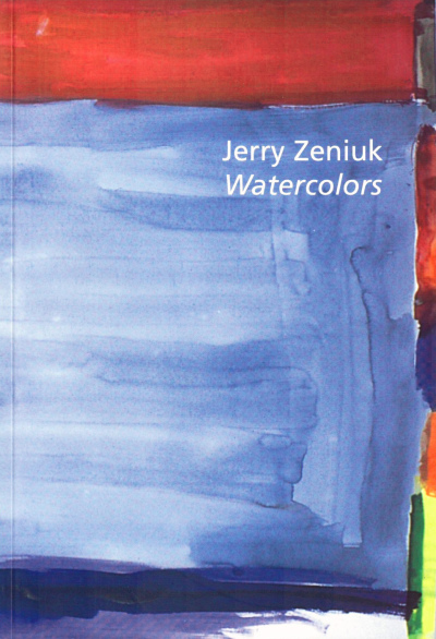 Jerry Zeniuk. Watercolors