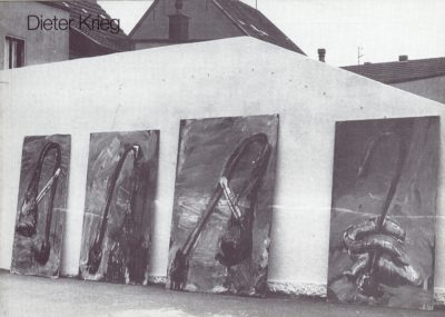 Dieter Krieg. Bilder und Zeichnungen