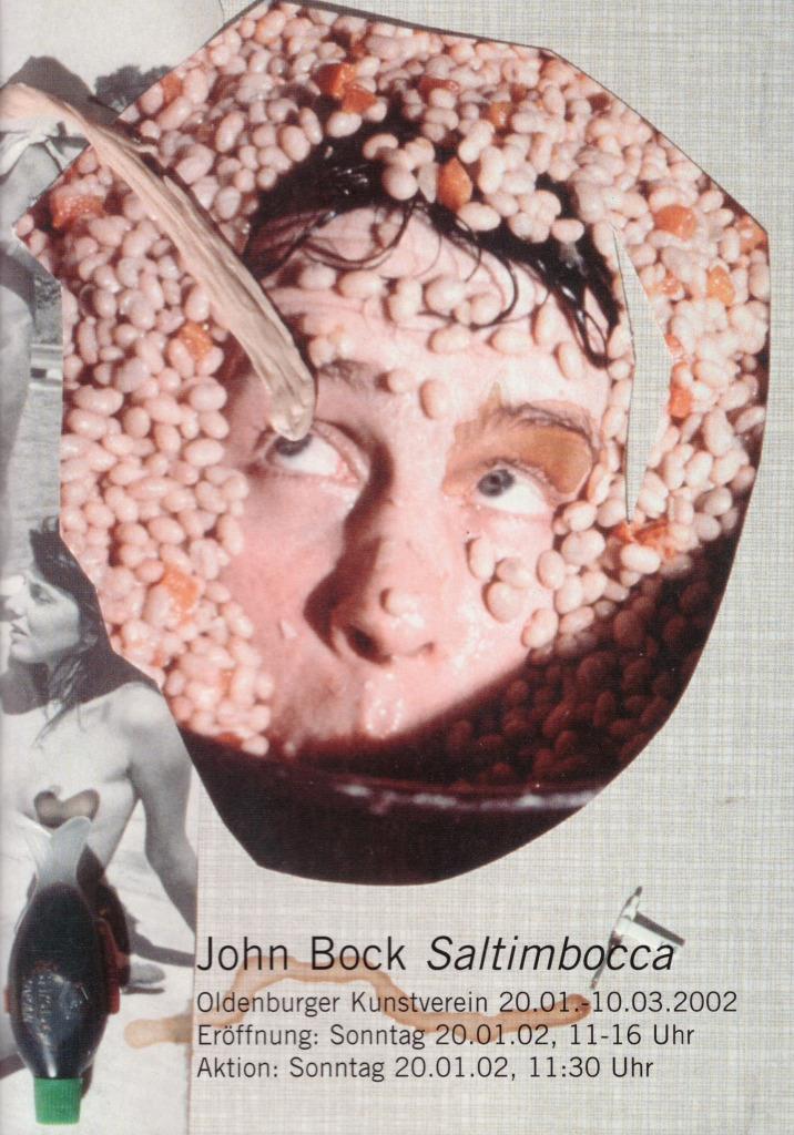 John Bock. Saltimbocca