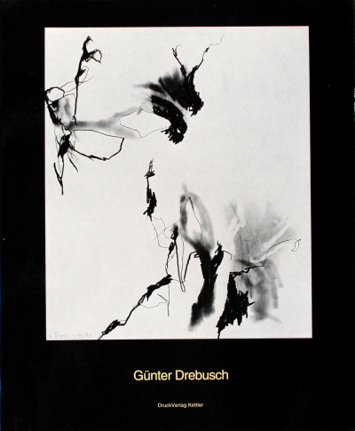 Günter Drebusch. 73 neue Zeichnungen und Aquarelle