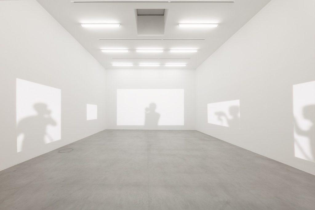 Juergen Staack, Shadows, Installation mit div. Spiegeln, 2016 ©Juergen Staack