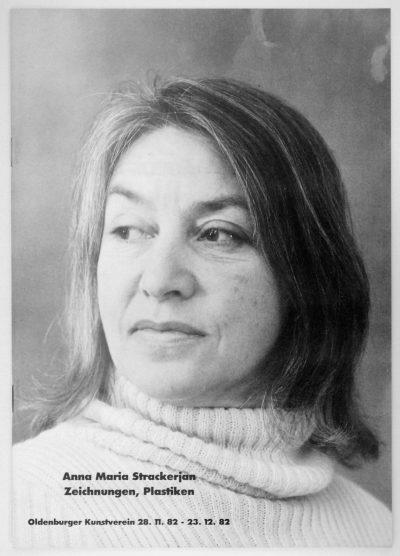 Anna Maria Strackerjan. Zeichnungen, Plastiken
