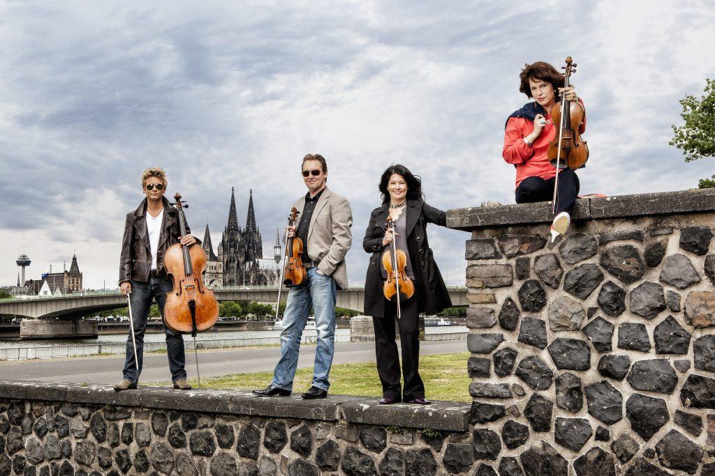 Minguet Quartett c Frank Rossbach_klein