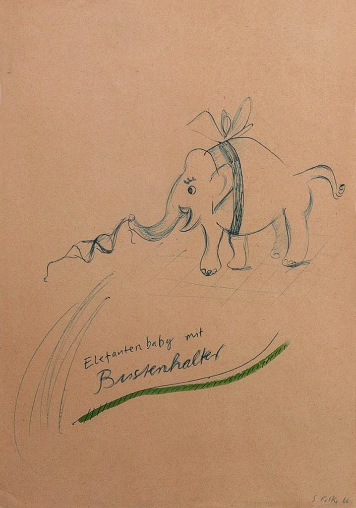 gesammelt - aus der Sammlung zeitgenössischer Kunst von Susanna Hegewisch-Becker, Jürgen Becker, Marie und John Becker