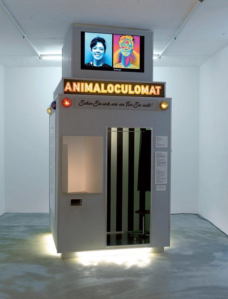 Klara Hobza - Animaloculomat