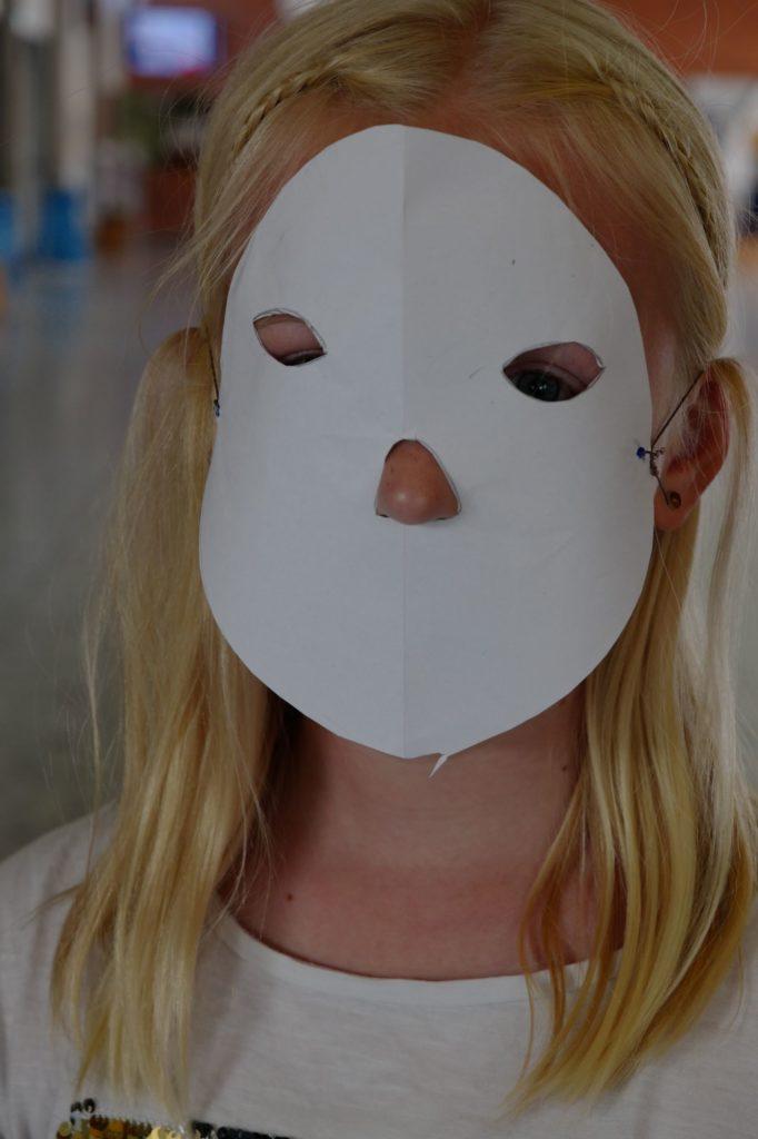 Heidi Specker, Maske, 2019