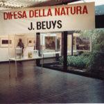 """Schaufensterpräsentation """"Beuys zum 100. Geburtstag"""""""
